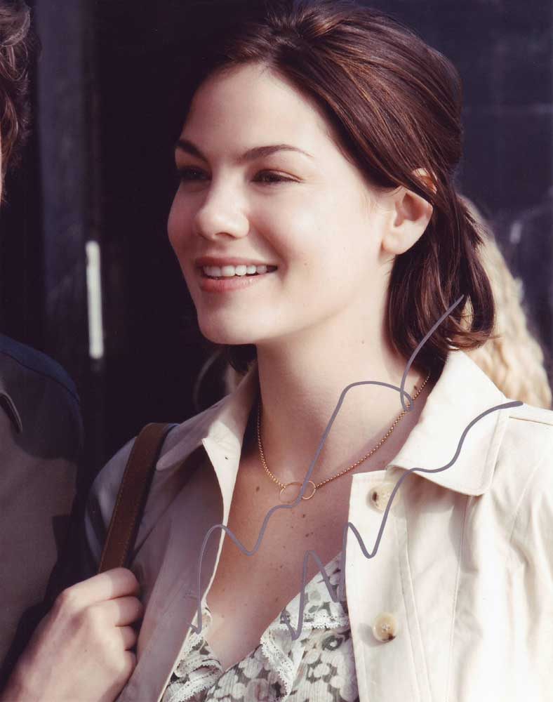 Michelle Monaghan in-person autographed photo