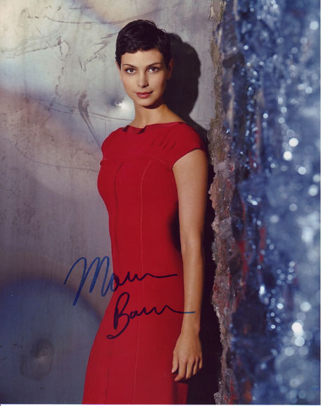Morena Baccarin autographed photo for sale