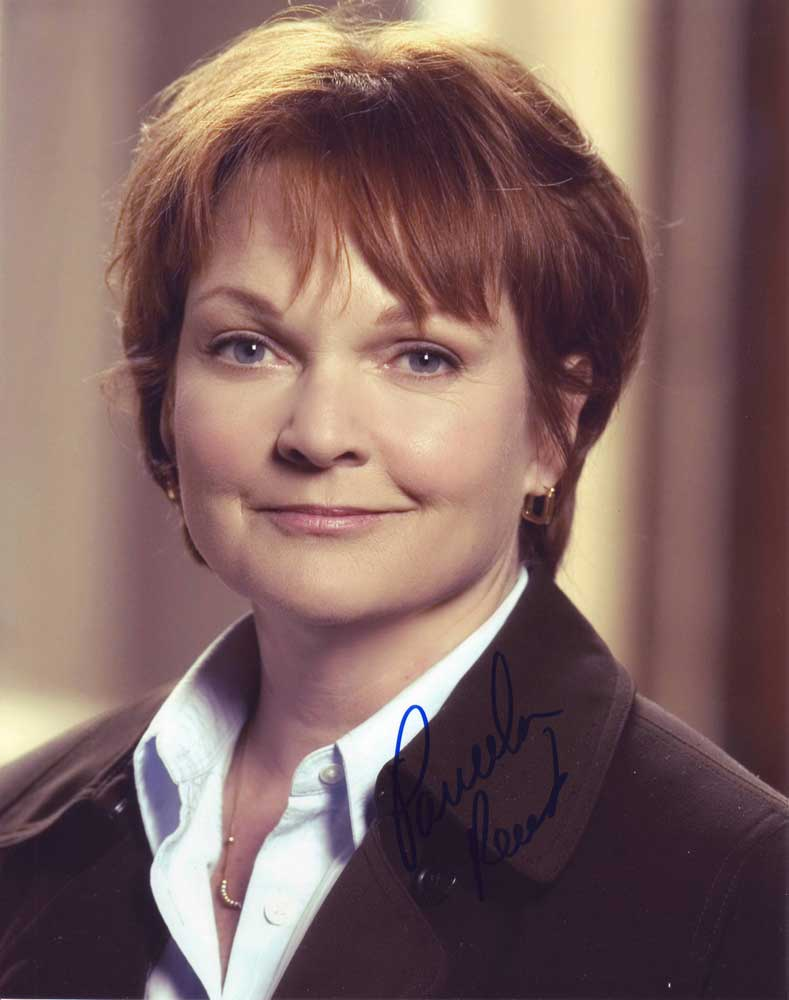 Pamela Reed in-person autographed photo