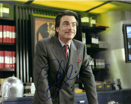 Peter Gallagher autographed photo for sale