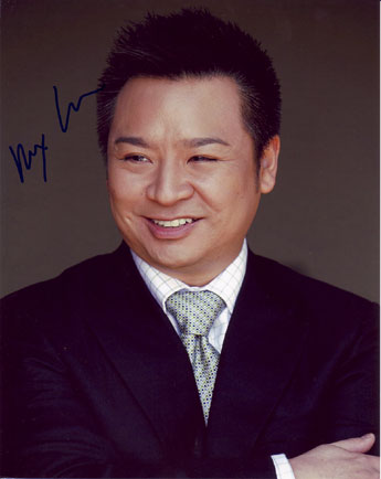 Rex Lee autographed photo for sale