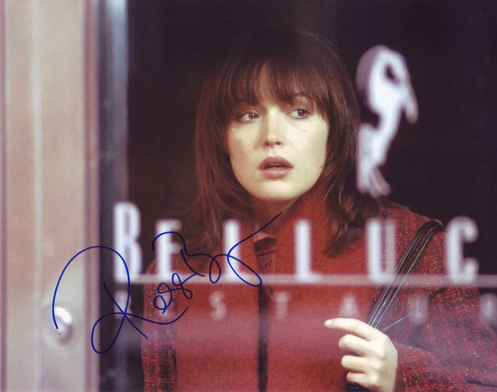 Rose Byrne in-person autographed photo
