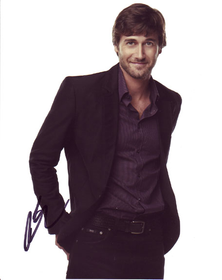 Ryan Eggold autographed photo for sale