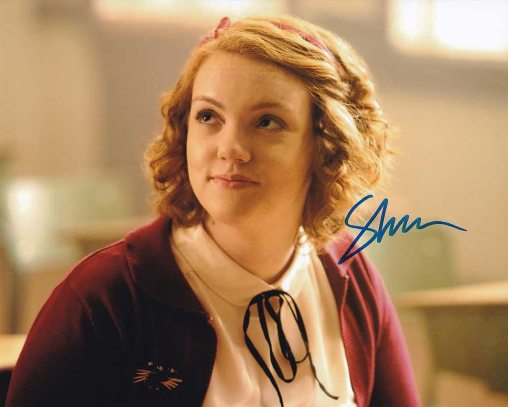 Shannon Purser In-person Autographed Photo