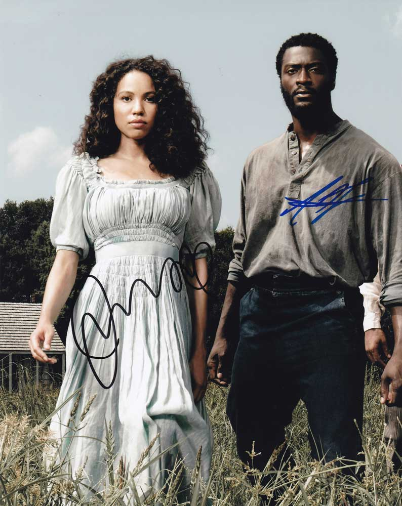 Underground In-person autographed Cast Photo