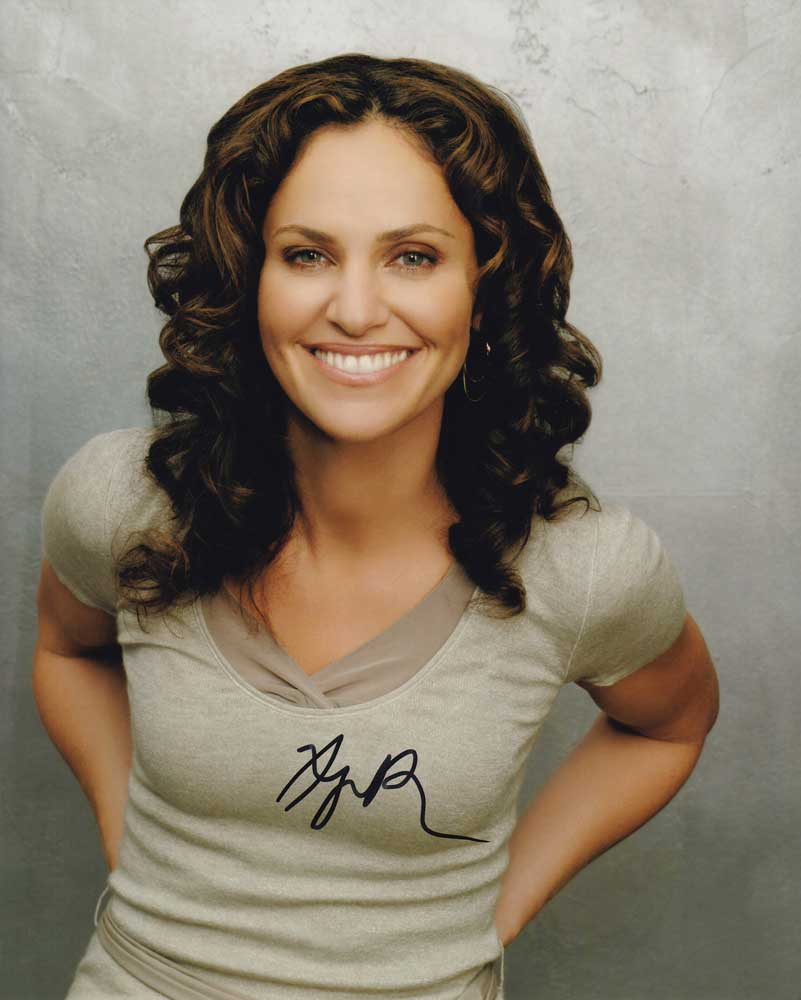 Amy Brenneman In-person Autographed Photo