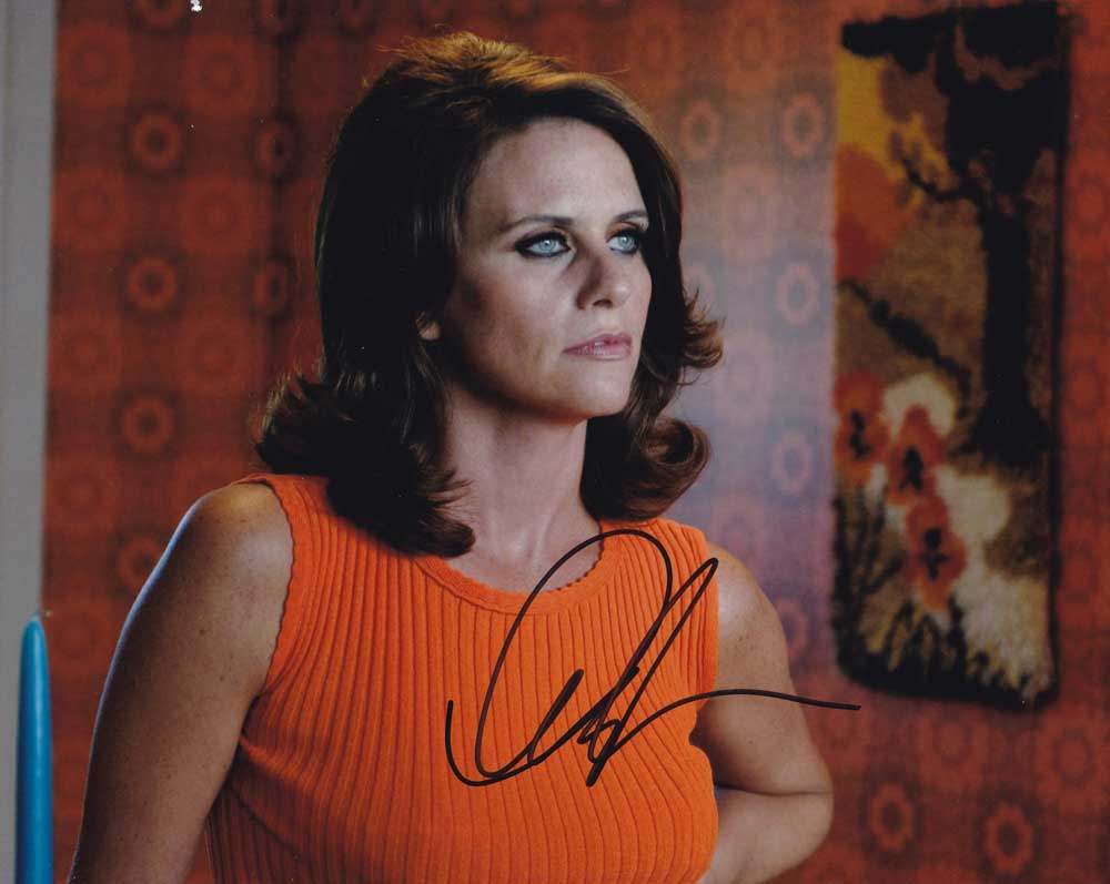 Amy Landecker in-person autographed photo