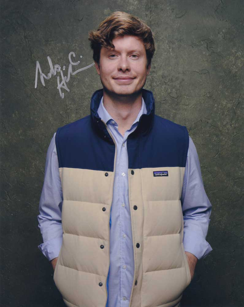 Anders Holm in-person autographed photo