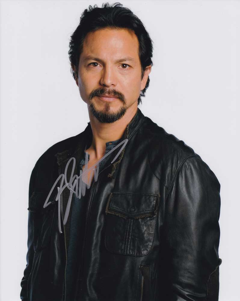 Benjamin Bratt In-person Autographed Photo