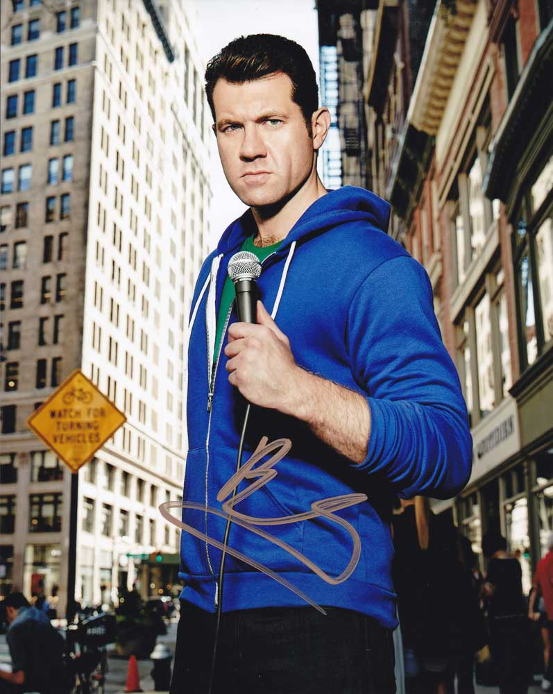 Billy Eichner in-person autographed photo