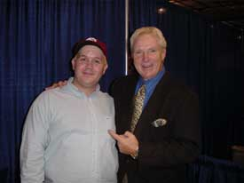 Bobby Heenan in-person autographed photo