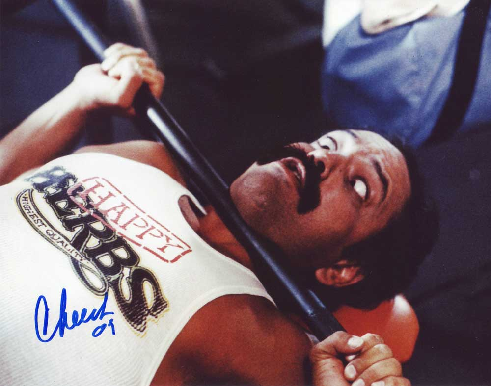 Cheech Marin in-person autographed photo