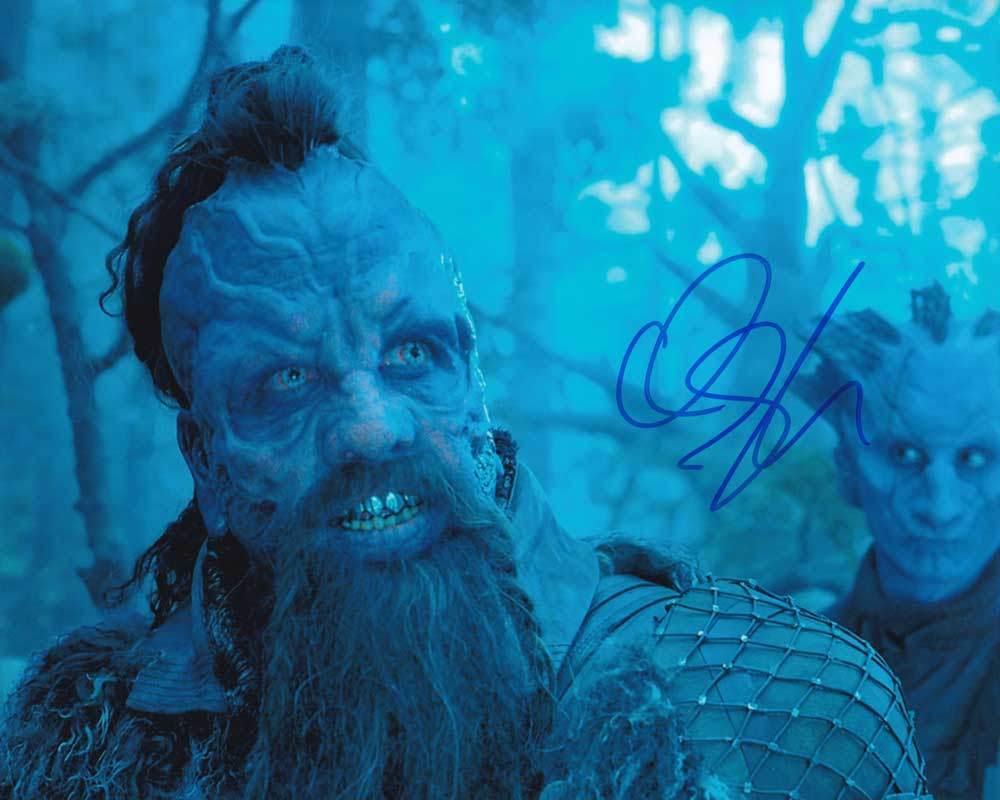 Chris Sullivan in-person autographed photo