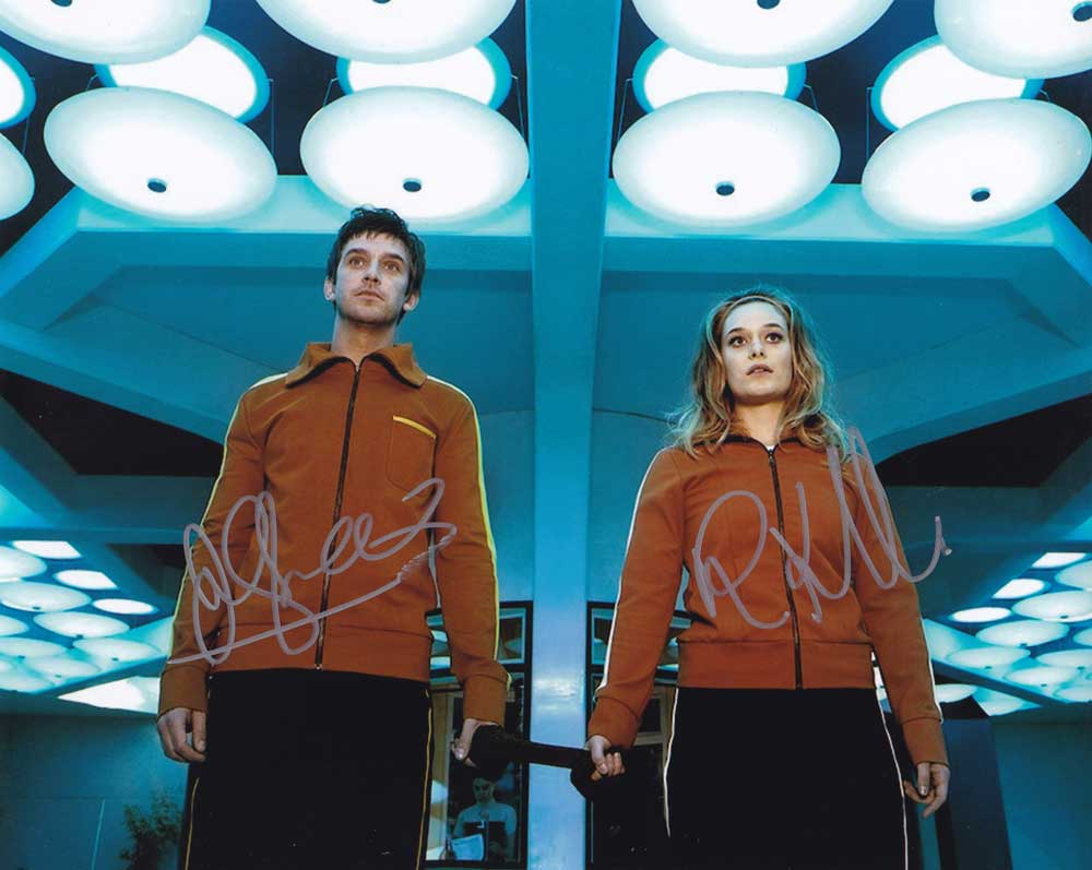 Legion In-person autographed Cast Photo