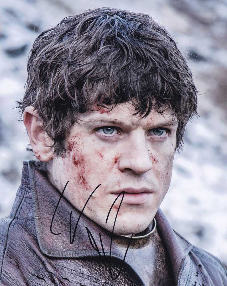 Iwan Rheon In-person Autographed Photo