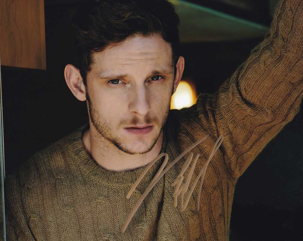 Jamie Bell In-person Autographed Photo