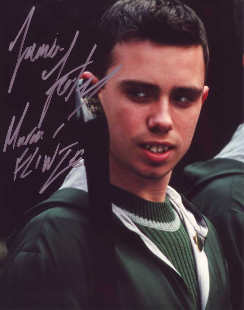 Jamie Yeates in-person autographed photo
