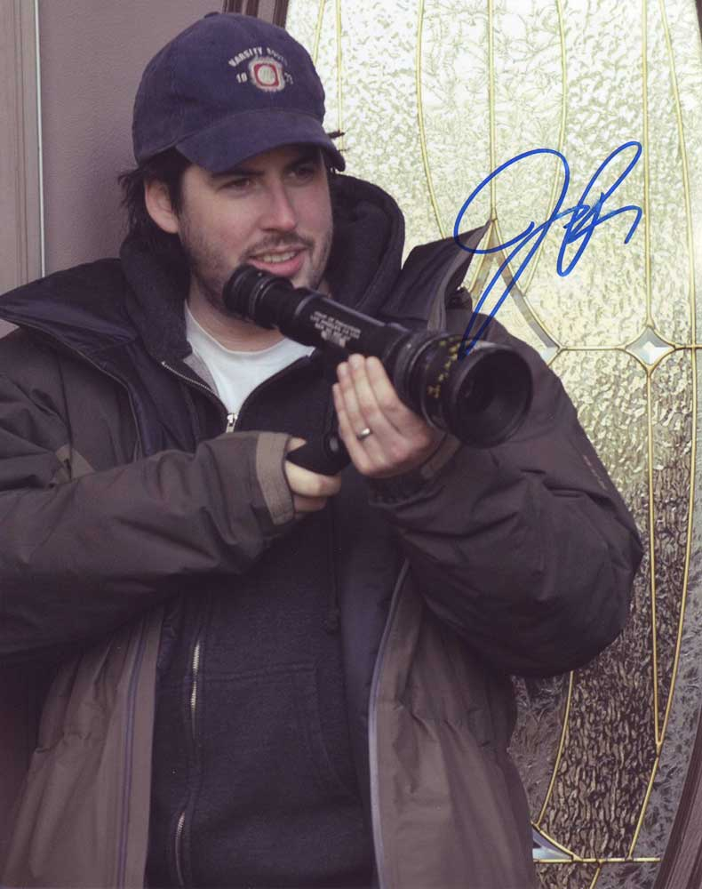 Jason Reitman in-person autographed photo
