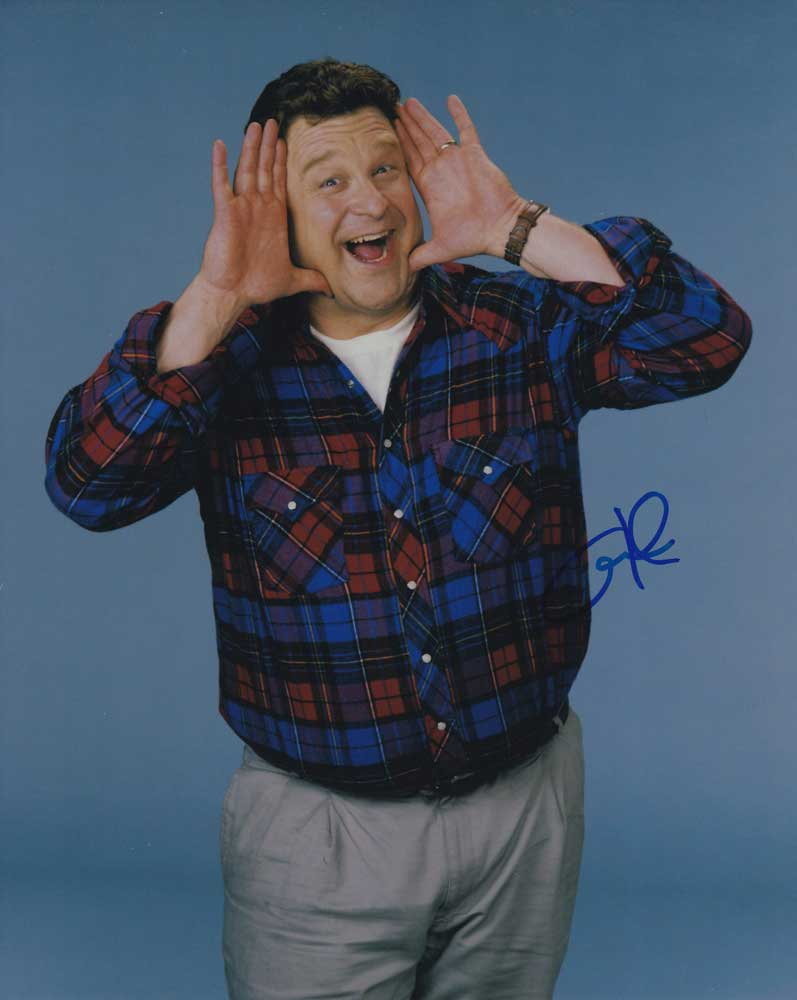 John Goodman in-person autographed photo