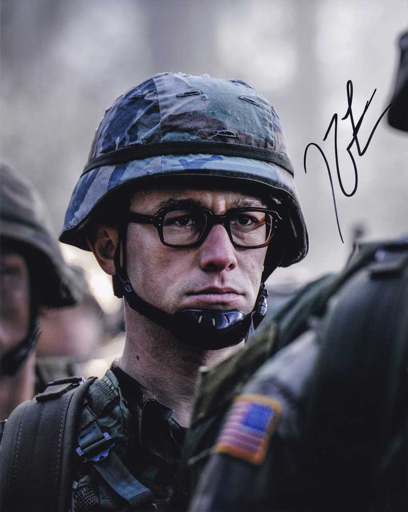 Joseph Gordon-Levitt In-person Autographed Photo