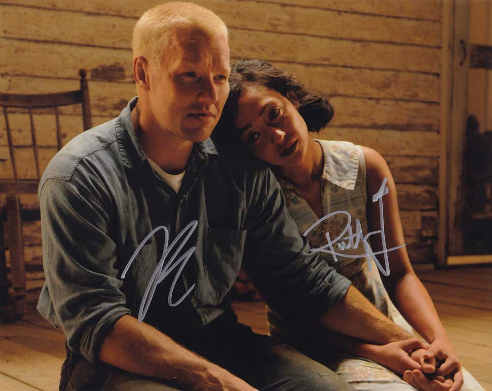 Loving In-person autographed Cast Photo