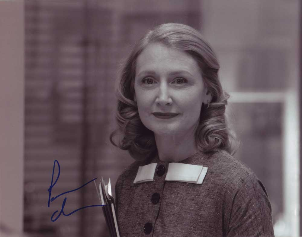 Patricia Clarkson in-person autographed photo